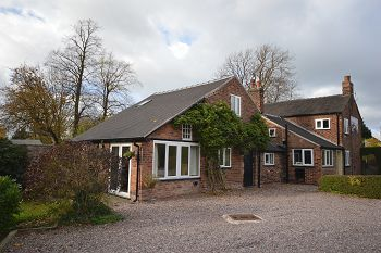 Thumbnail 5 bed link-detached house for sale in Congleton Road, Sandbach