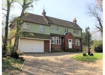 Thumbnail 4 bed detached house for sale in Perry Wood, Faversham
