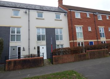 Thumbnail 4 bedroom terraced house to rent in Curie Avenue, Old Town, Swindon