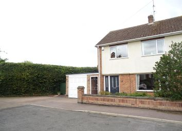 Thumbnail 3 bed semi-detached house for sale in Holt Rise, Shepshed, Leicestershire