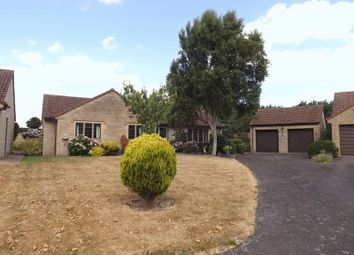 Thumbnail 3 bed detached bungalow for sale in Brookside, West Coker, Yeovil