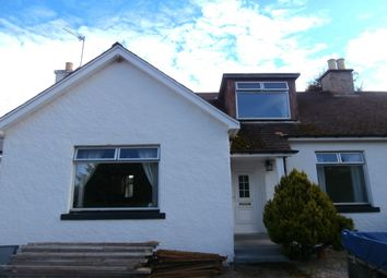 Thumbnail 3 bed property to rent in Newton, Elgin
