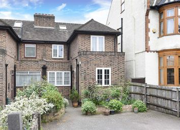 Thumbnail 4 bed semi-detached house for sale in The Pavement, Worple Road, London