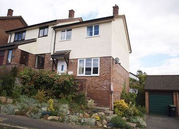 Thumbnail 3 bed semi-detached house for sale in Southbrook Road, Bovey Tracey, Newton Abbot, Devon