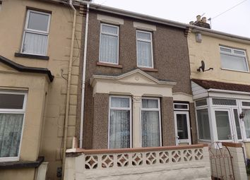 Thumbnail 3 bedroom terraced house for sale in Byron Road, Gillingham