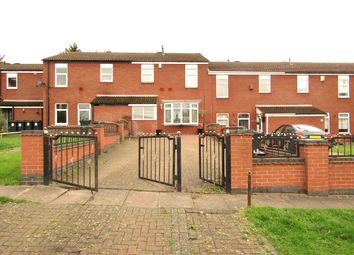Thumbnail 3 bedroom terraced house for sale in Middle Leaford, Stechford, Birmingham