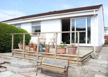 Thumbnail 1 bedroom semi-detached bungalow for sale in Downfield Walk, Plympton, Plymouth