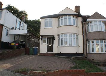 Thumbnail 3 bed semi-detached house for sale in Woodcroft Avenue, Stanmore
