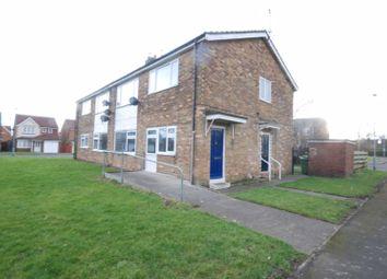 2 bed flat for sale in Broomlee, Ashington NE63