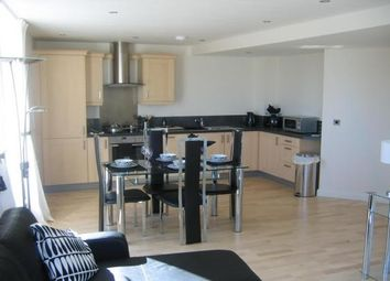 Thumbnail 2 bed flat to rent in The Living Quarter, Nottingham