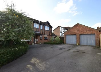 Thumbnail 4 bed detached house for sale in Grangeville Close, Longwell Green, Bristol