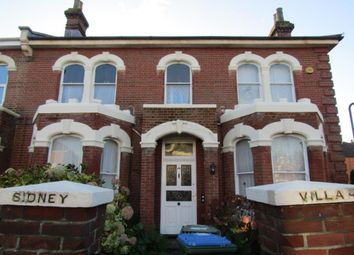 Thumbnail 3 bed flat to rent in Alma Road, Southampton