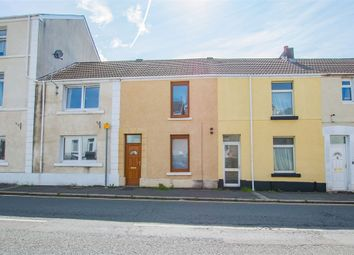 Thumbnail 2 bed terraced house for sale in Neath Road, Plasmarl, Swansea, West Glamorgan