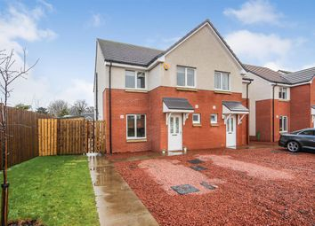 Thumbnail 3 bed semi-detached house for sale in Royal Scots Terrace, Lorne Road, Larbert