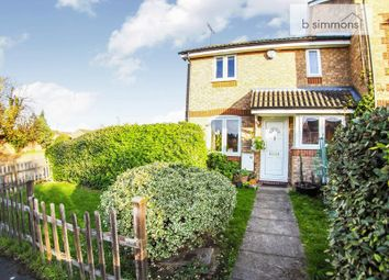 Thumbnail 1 bed end terrace house for sale in Maplin Park, Langley, Slough