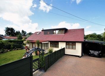 Thumbnail 3 bed bungalow for sale in Booth Bed Lane, Goostrey, Crewe