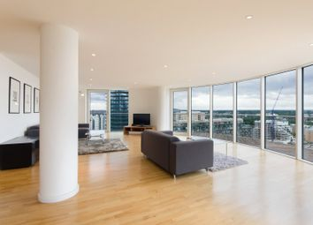 Thumbnail 2 bedroom flat to rent in Ability Place, 37 Millharbour