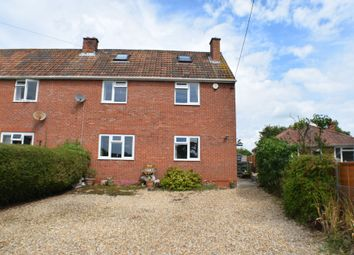 Thumbnail 3 bed semi-detached house for sale in Brent Road, Cossington, Bridgwater
