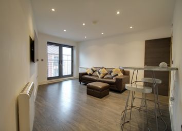 Thumbnail 1 bed flat for sale in The Foundry, 83-86 Carver Street, Jewellery Quarter