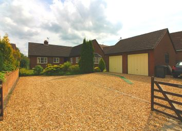 Thumbnail 4 bed detached bungalow for sale in Station Road, Ditton Priors