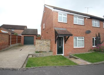 Thumbnail 3 bedroom semi-detached house for sale in Romsey Close, Hockley