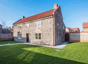 Thumbnail 4 bedroom detached house for sale in Gallus Fields, Church Street, Northrepps, Norfolk