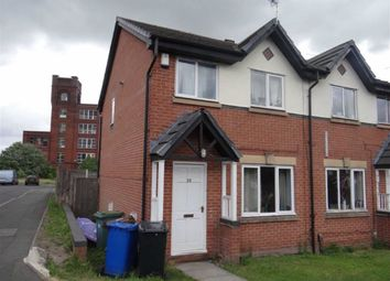 Thumbnail 3 bed semi-detached house for sale in Miriam Grove, Leigh, Lancashire