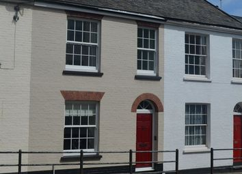 Thumbnail 5 bedroom terraced house to rent in High Street, Honiton