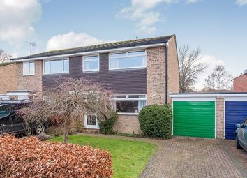 Thumbnail 3 bed semi-detached house to rent in Challanger Close, Paddock Wood, Tonbridge