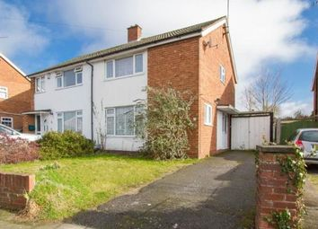 Thumbnail 3 bed semi-detached house for sale in Holmscroft Road, Luton, Bedfordshire