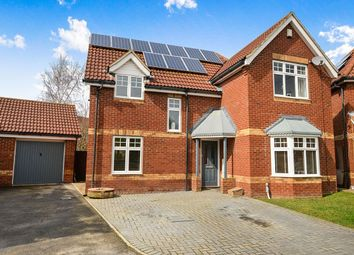 Thumbnail 4 bed detached house for sale in Emperor Way, Kingsnorth, Ashford