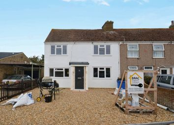 Thumbnail 4 bed end terrace house for sale in Plough Road, Minster On Sea, Sheerness