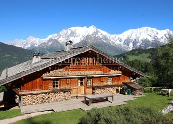 Thumbnail 5 bed chalet for sale in Saint-Gervais-Les-Bains, 74170, France