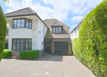 Thumbnail 4 bed detached house to rent in Wykeham Road, Hendon, London
