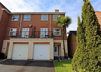 Thumbnail 4 bed town house for sale in Aneurin Bevan Drive, Church Village, Pontypridd