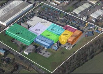 Thumbnail Light industrial for sale in Unit 8 Epic Park Halesfield 7, Telford