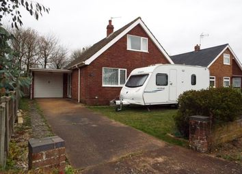 Thumbnail 3 bed bungalow for sale in Fakenham, Norfolk