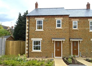 Thumbnail 3 bed semi-detached house to rent in Barton Hall Close, Earls Barton, Northampton