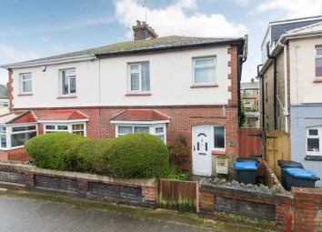 3 bed semi-detached house for sale in St. Lukes Avenue, Ramsgate CT11