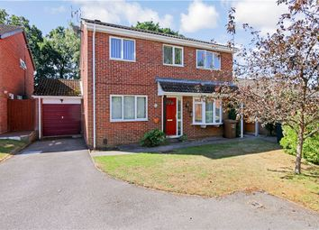 Thumbnail 4 bed detached house for sale in Hulles Way, North Baddesley, Southampton, Hampshire