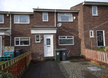 Thumbnail 3 bed terraced house for sale in West Avenue, Palmersville, Newcastle Upon Tyne