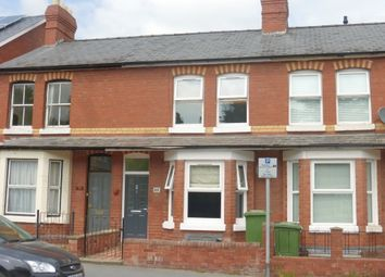 Thumbnail 3 bed terraced house for sale in Breinton Road, Hereford