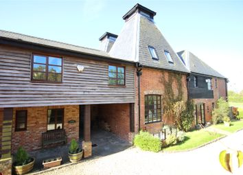 Thumbnail 4 bed barn conversion for sale in Worldham Hill, East Worldham, Alton, Hampshire