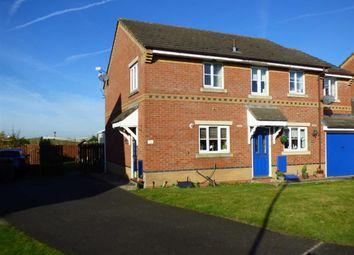 Thumbnail 2 bed semi-detached house for sale in Milton Way, Ettiley Heath, Sandbach