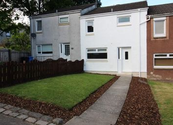 Thumbnail 3 bed terraced house to rent in 58 Rashieburn, Erskine