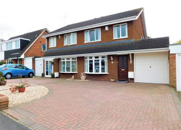 Thumbnail 3 bedroom semi-detached house for sale in Saxon Road, Penkridge, Stafford.