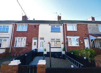 Thumbnail 2 bed terraced house for sale in Coronation Avenue, Horden, County Durham