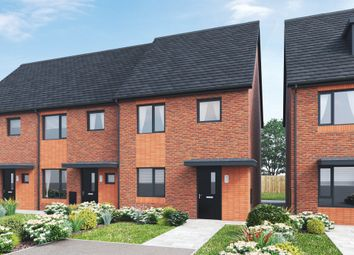 Thumbnail 1 bed semi-detached house for sale in Minshull Way, Rock Ferry