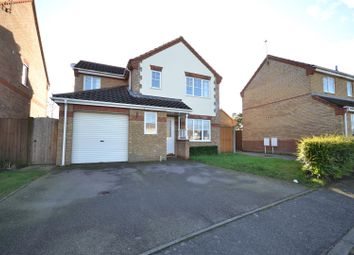 Thumbnail 4 bed detached house for sale in Sprowston, Norwich