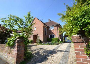 Thumbnail 3 bed detached house for sale in Wendan Road, Newbury, Berkshire